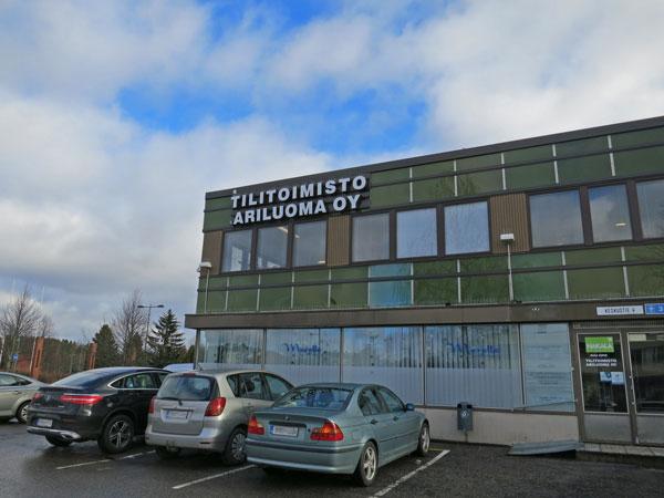 Yhteystiedot Tilitoimisto Ariluoma Keskustie 4, 01900 Nurmijärvi